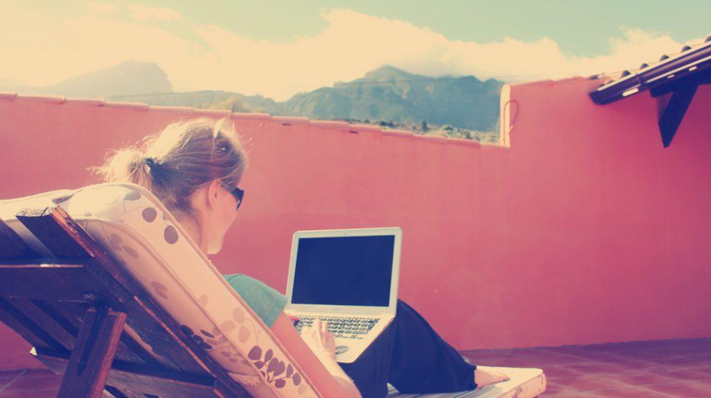 Digitale Nomaden: Flexibel arbeiten & glücklich sein
