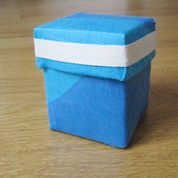 DIY Recycling: Kleinkram-Box - Schritt 5