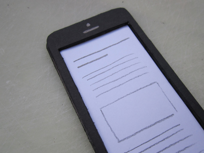 Mobile Paper Prototyping 5